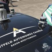 Testfeld autonomes Fahren BW